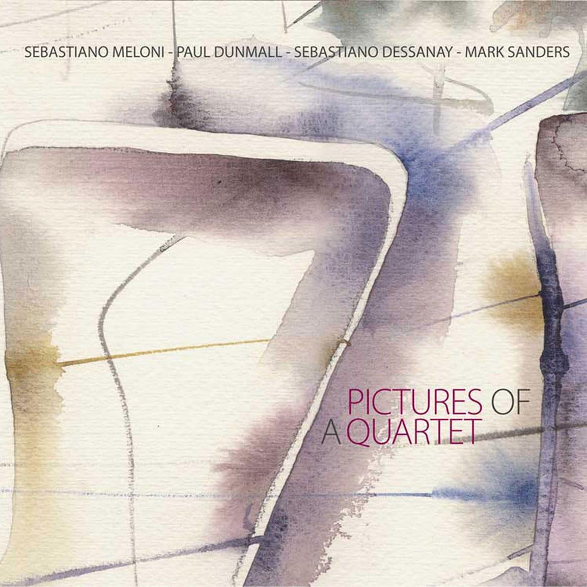 Sebastiano Dessanay Pictures of a Quartet