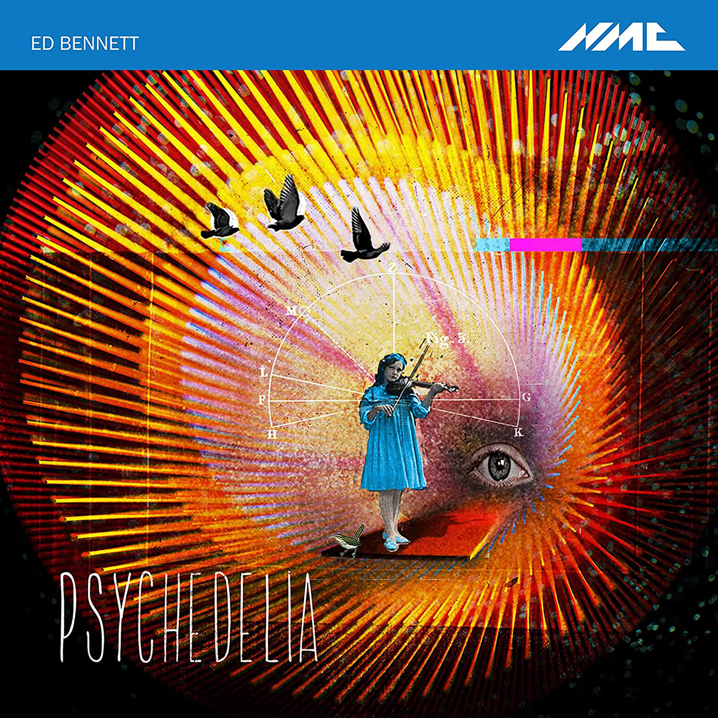 Ed Bennett - Psychedelia - Album cover