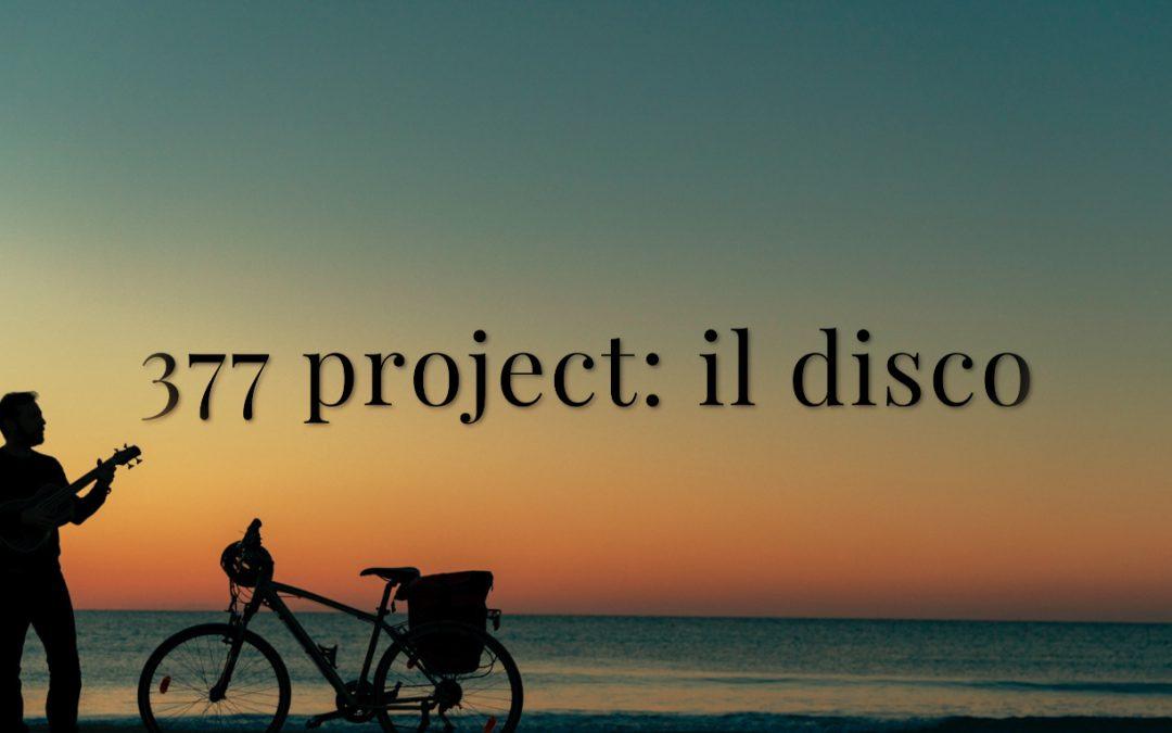 377: the album – Crowdfunding Campaign